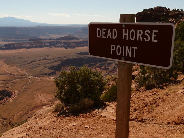 Am Dead Horse Point