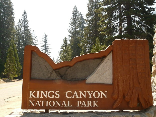 Den Kings Canyon ...