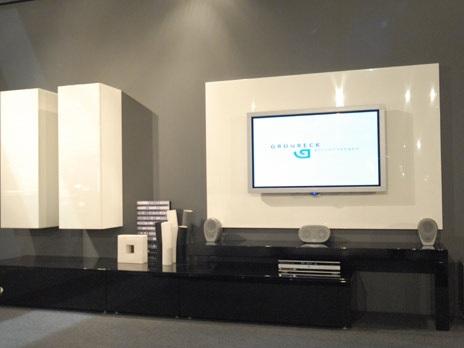 tv wohnwand bauen die neuesten innenarchitekturideen. Black Bedroom Furniture Sets. Home Design Ideas