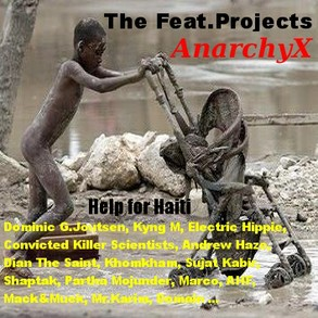 Coverbild The Feat.-Projects - AnarchyX