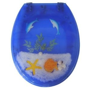 Toilettendeckel LED Delphine