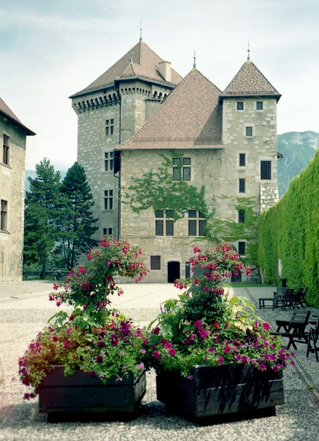 Annecy - castell