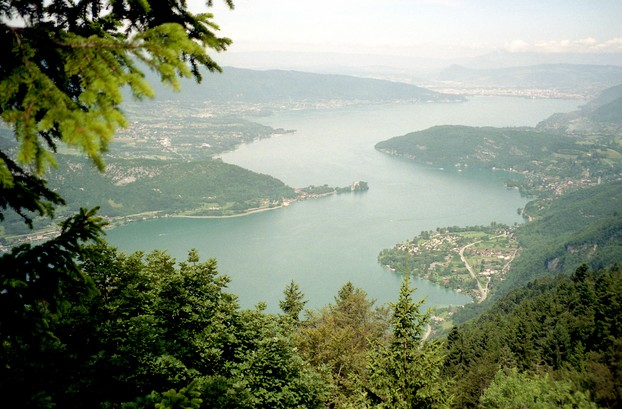 See Annecy - am Seeende Annecy