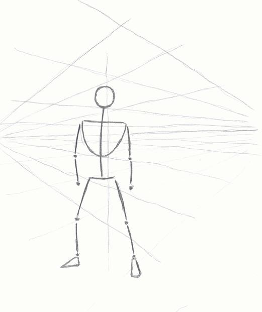 Körperproportionen Und Figuren Darstellen
