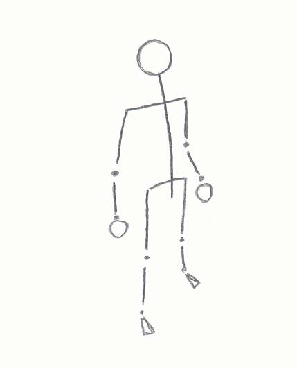 Zeichnen Lernen Korperdrehungen Und Figuren Verkurzen