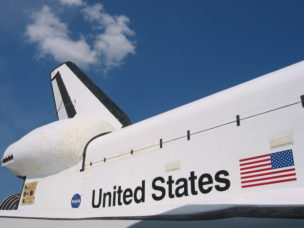 Space Shuttle, Cape Canaveral ...