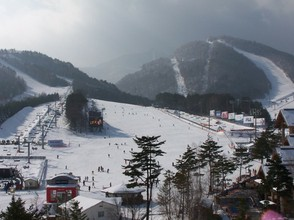 Skiresort Pyeongchang