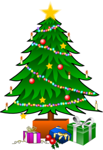 """Christmastree With Gifts"""