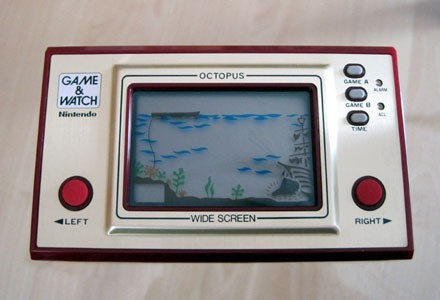 Game & Watch: Octopus - keine ...