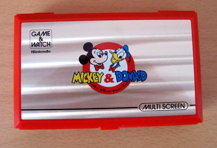 Game & Watch: Mickey & Donald