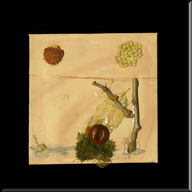 Basteln Mit Holz Aus Dem Wald ~ Kunst aus dem Wald  Basteln im Herbst ist nicht nur unsinniger