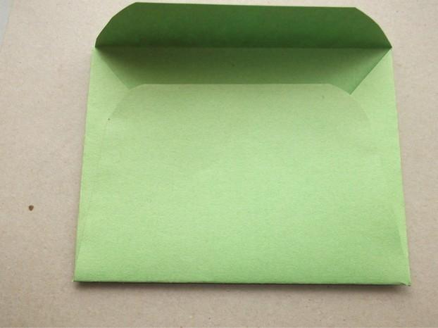 Briefe Falten Kleiner Umschlag : Selbstgemachte schmuck kuverts