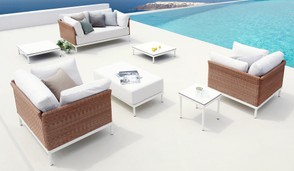 gartenlounges eine momentaufnahme. Black Bedroom Furniture Sets. Home Design Ideas