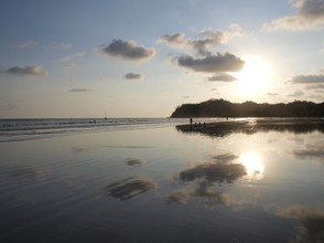 Playa Sámara in Costa Rica