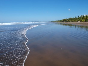Playa Esterrilos in Costa Rica