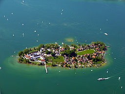 Chiemsee: Fraueninsel