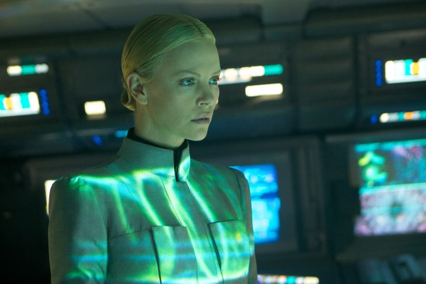 Charlize Theron als Meredith ...