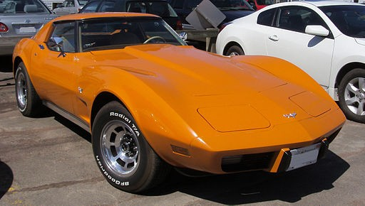Chevrolet C3 Corvette Stingray
