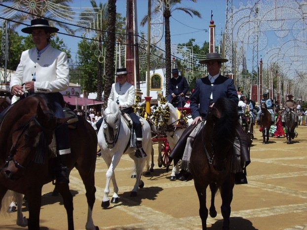 Feria in Jerez