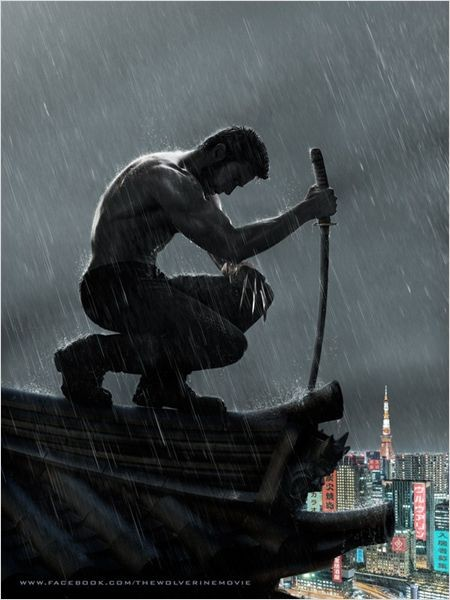 The Wolverine - Filmplakat