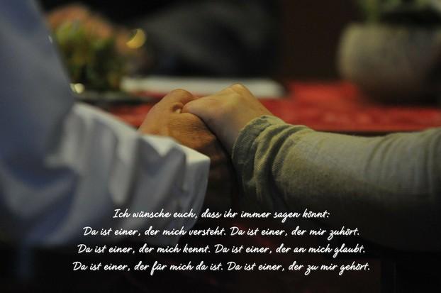 Die Schonsten Segensspruche Und Segenswunsche Zur Hochzeit