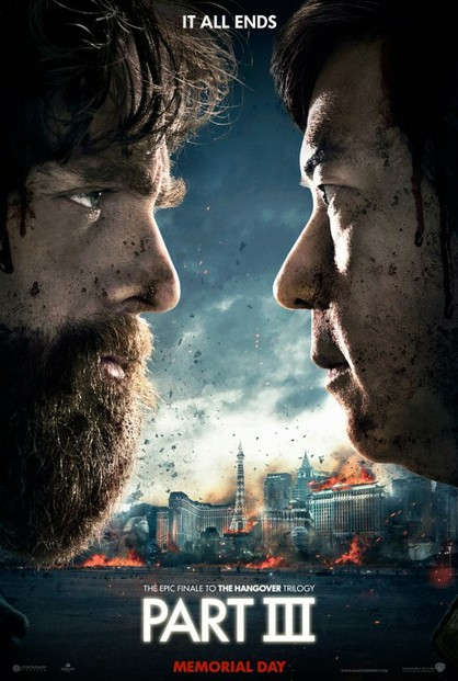 Filmposter Hangover 3