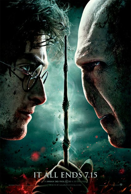 Filmposter Harry Potter & die ...
