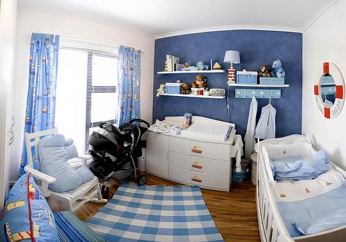 Kinderzimmer deko junge  Kinderzimmer Baby Junge ~ Kreative Bilder für zu Hause Design ...