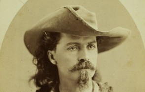 "William ""Buffalo Bill"" Cody (ca. 1875)"