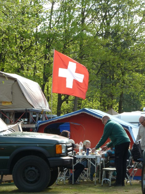Landrovers of Switzerland