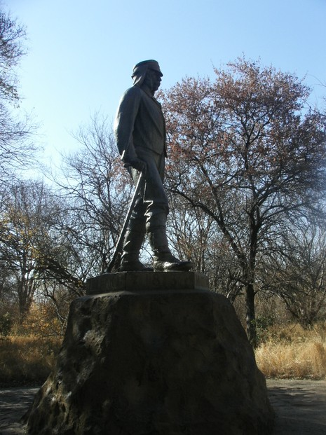 David Livingstone Denkmal