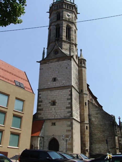 Stiftskirche in Bad Urach