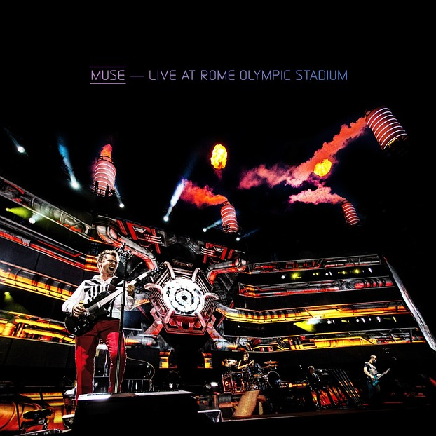 Muse Live at Olympic Stadium