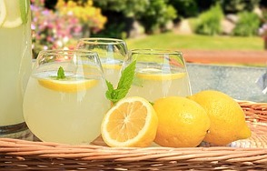 Zitronenlimonade thermomix