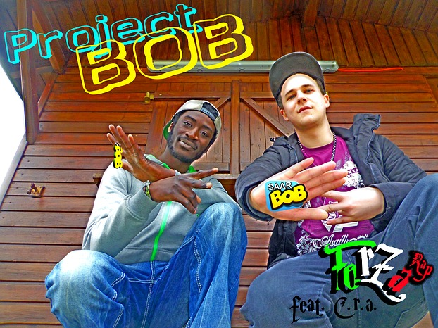 "Cover zur neuen Single ""Project ..."