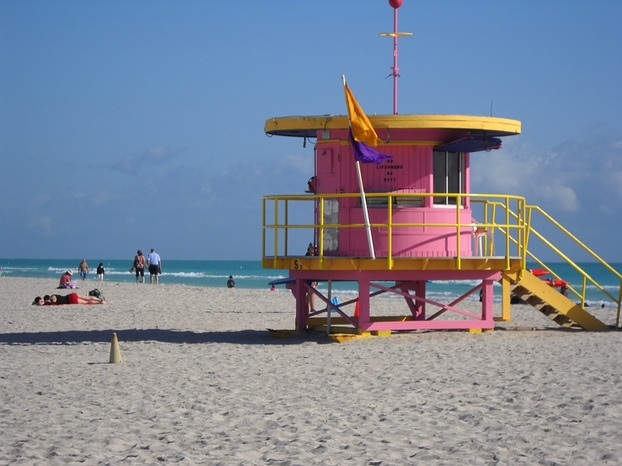 Baywatch Miami Beach
