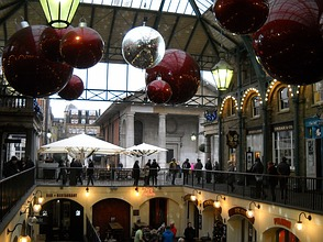 Markthalle Covent Garden