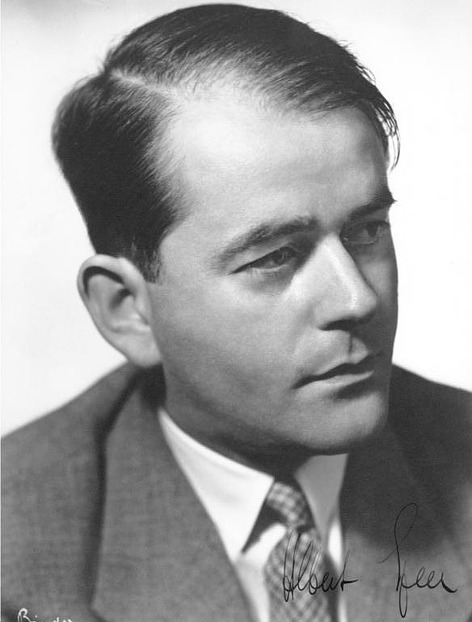 Architekt: Albert Speer
