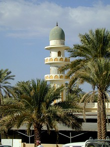 Moschee in Bahla - Oman
