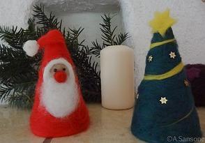 pin ein krippenbild filzen f r weihnachten on pinterest. Black Bedroom Furniture Sets. Home Design Ideas