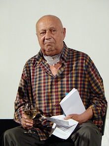 Bulgarian film director Rangel ...