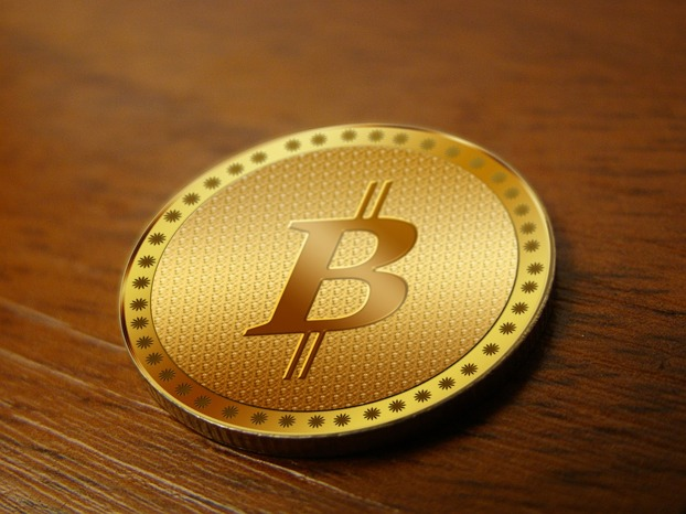 Statt in Gold in Bitcoins ...