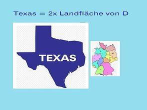 größe von texas