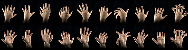Augmented Hand Series / Golan Levin ...