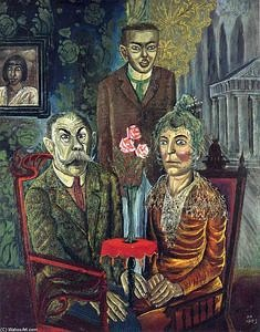Otto Dix: Familie Trillhaase