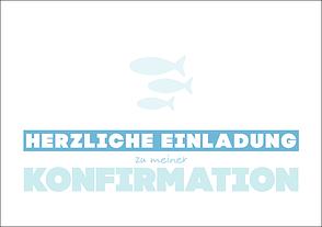 einladung zur konfirmation selbst gestalten: checkliste & textideen, Einladungen