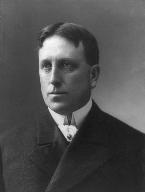 Medienmogul William Randolph Hearst