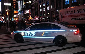 New York - Polizei