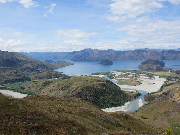 Wanaka - Rocky Mountain Walk