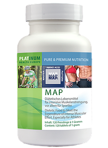 MAP® von Platinum Europe Health